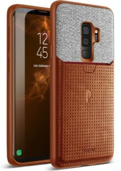Poetic Nubuck Case For Samsung Galaxy S9 Plus
