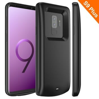 Powerman Galaxy S9 Plus Battery Case