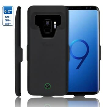 Tsmile Smasung Galaxy S9 Battery Case