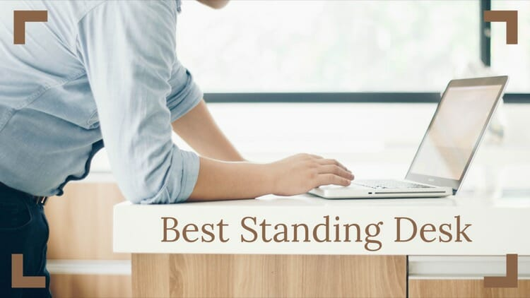Best Standing Desk For Home Office Setup