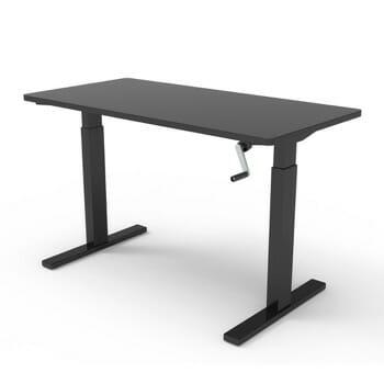 FlexiSpot Crank Standing Desk