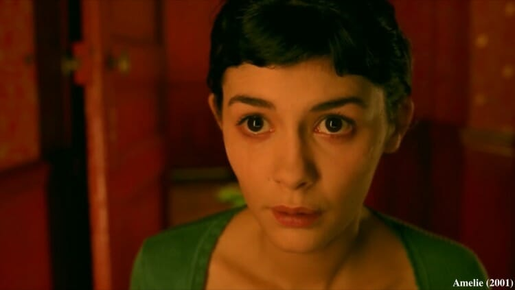 Best Romantic Comedy Movies - Amelie 2001 Movie Screencaps