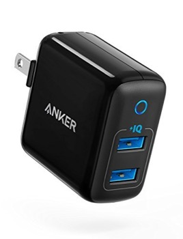 Anker PowerPort II with Dual PowerIQ