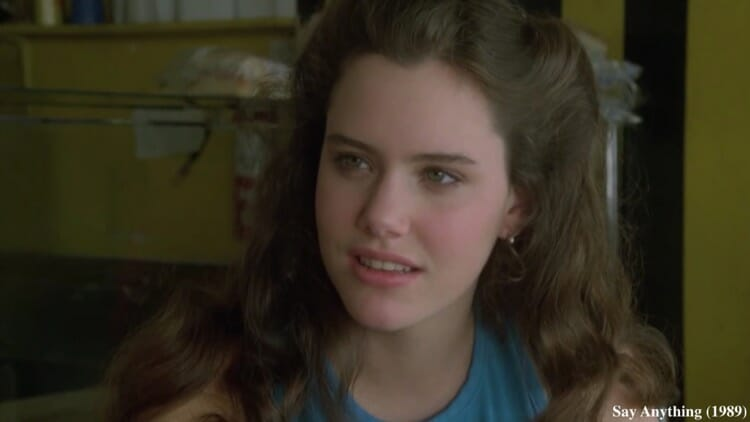 Say Anything 1989 Movie Screencaps