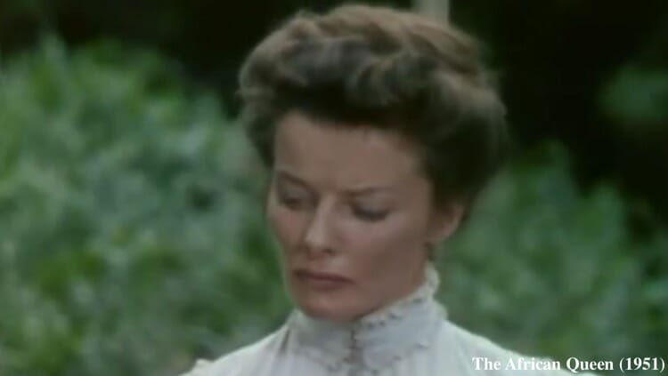 The African Queen 1951 Movie Screencaps
