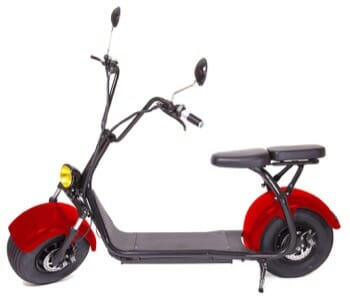 eDrift Electric Fat Tre Scooter