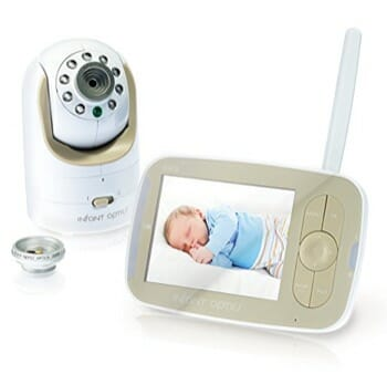 Infant DXR Video Baby Monitor