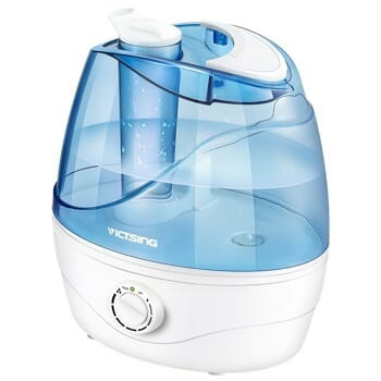 VicTsing Cool Mist Humidifier For Baby Bedroom