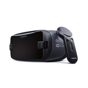 Gear VR with Controller From Samsung