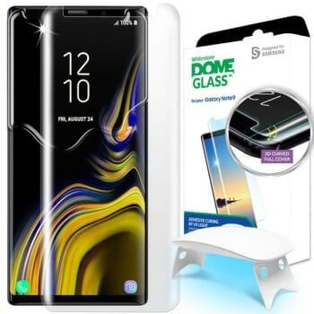 Whitestone Dome Glass for Galaxy Note 9