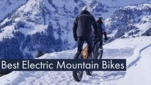 6 Best Electric Mountain Bikes Or E-bicycle To Buy From The Market