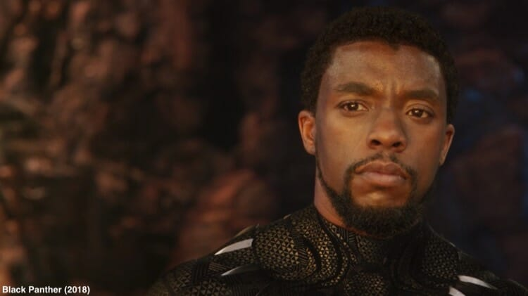 Black Panther 2018 Movie Screenshot 1