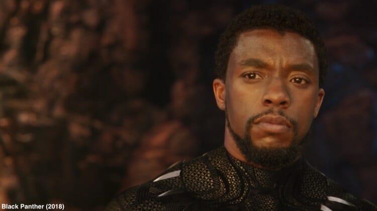 Black Panther 2018 Movie Screenshot 1