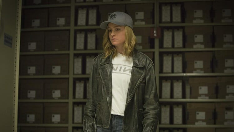 Captain Marvel First Look Image 1