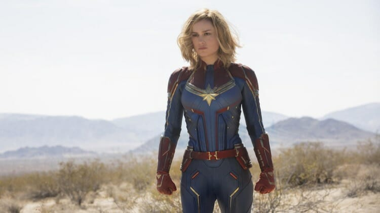 Captain Marvel First Look Image 6