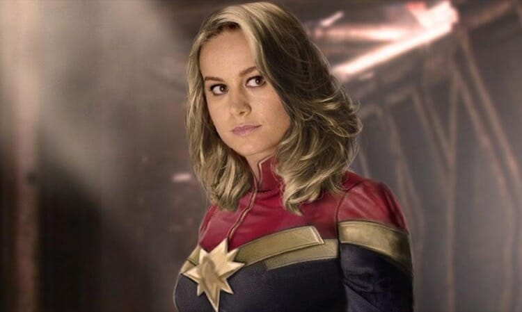 Captain Marvel First Look Image 7
