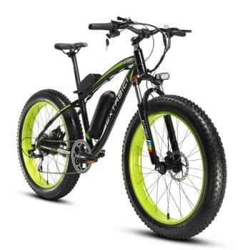 Cyrusher Mountain Electric Bike