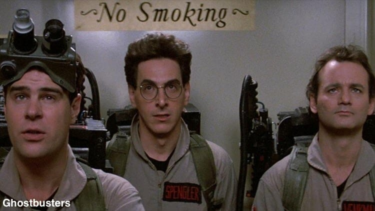Ghostbusters Movie Screencaps