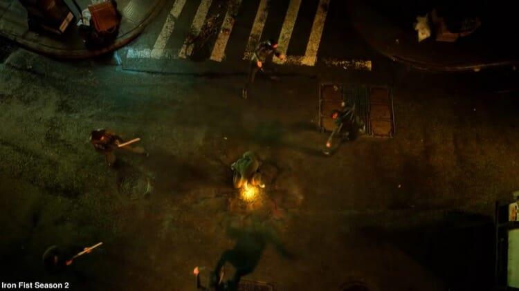 Iron Fist Season 2 Screencap
