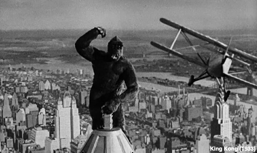 King Kong 1933 Movie Screencaps