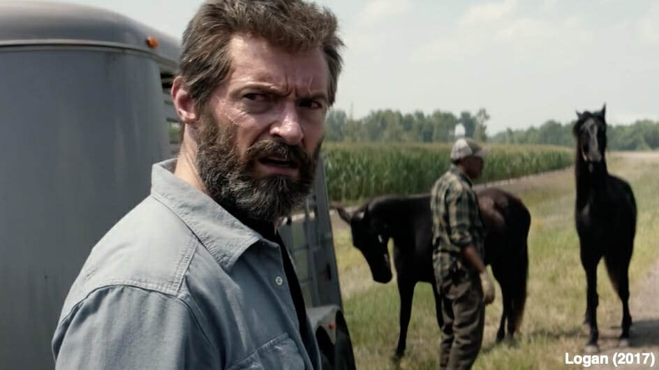 Logan 2017 Movie Screencaps
