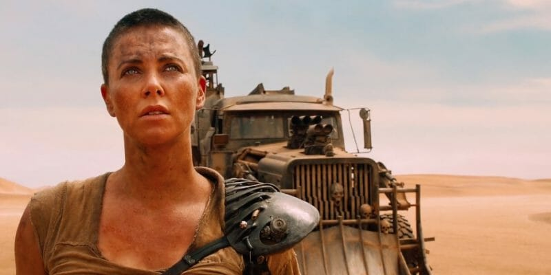 Mad Max Fury Road 2015 Movie Screencaps