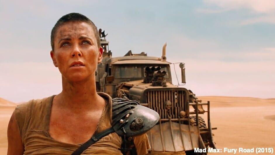 Mad Max Fury Road 2015 Movie Screencaps