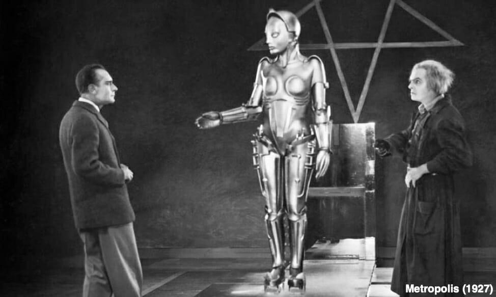 Metropolis 1927 Movie Screencaps