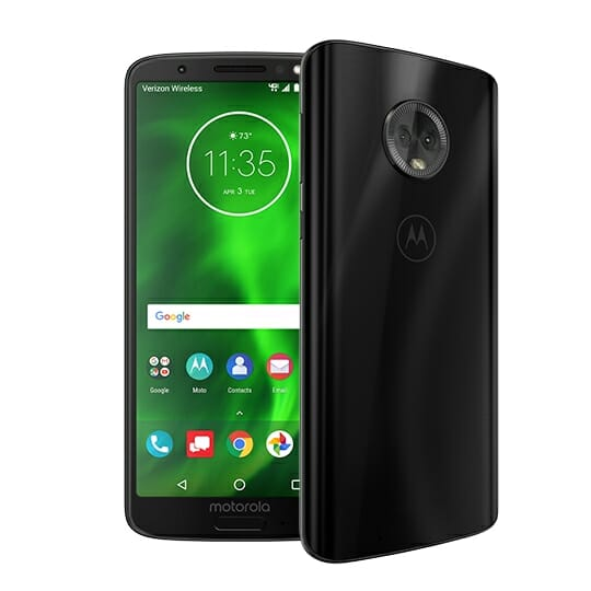 Moto G6 Android Handset