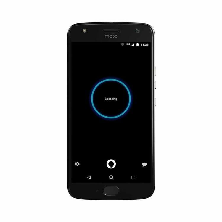Moto X4 Android Smartphone
