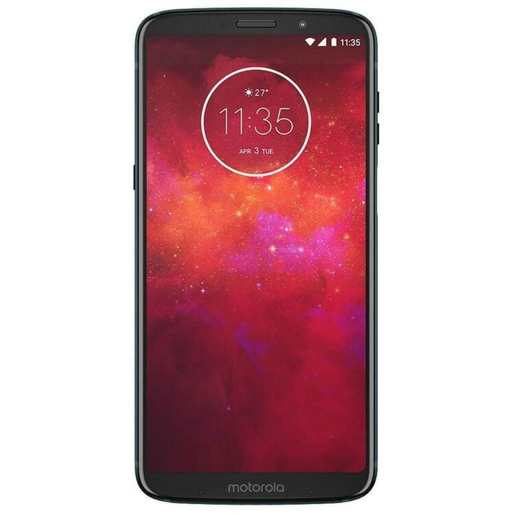 Moto Z3 Play Android Smartphone