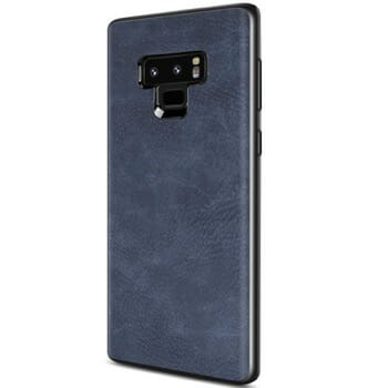 Samsung Galaxy Note 9 Slim PU Leather Case