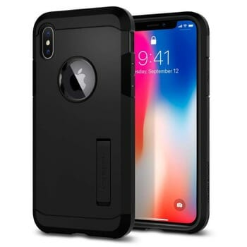 Spigen iPhone XS Tough Armor Case