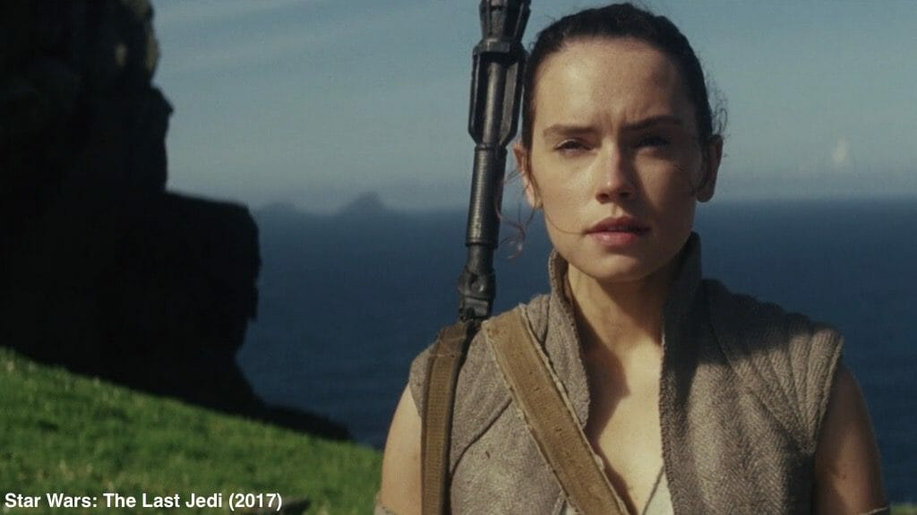Star Wars The Last Jedi 2017 Movie Screencaps 1