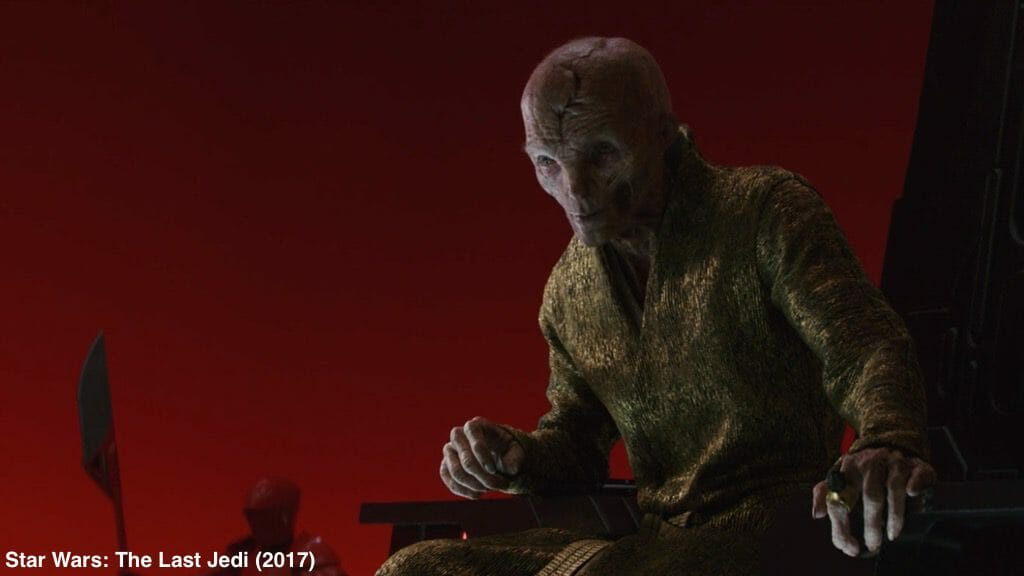 Star Wars The Last Jedi 2017 Movie Screencaps 2