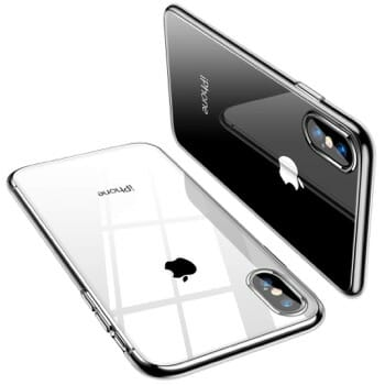 TORRAS Clear Case For iPhone XS