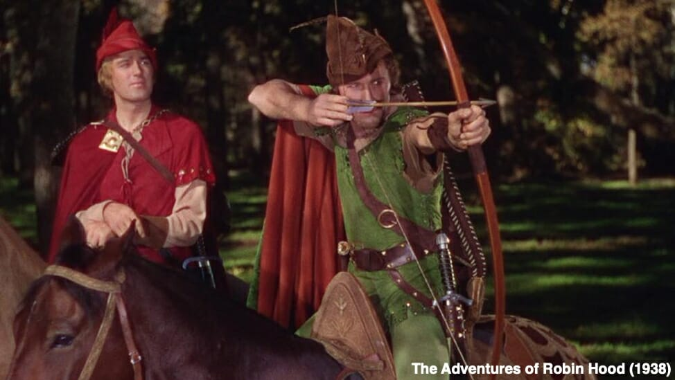 The Adventures of Robin Hood 1938 Movie Screencaps