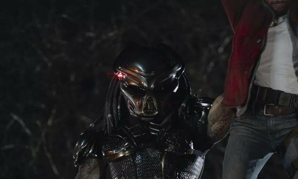 The Predator 2018 Movie Screencaps 6