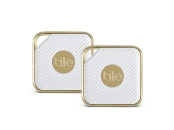 Tile Style Tags Accessories for iPhone XS and XR