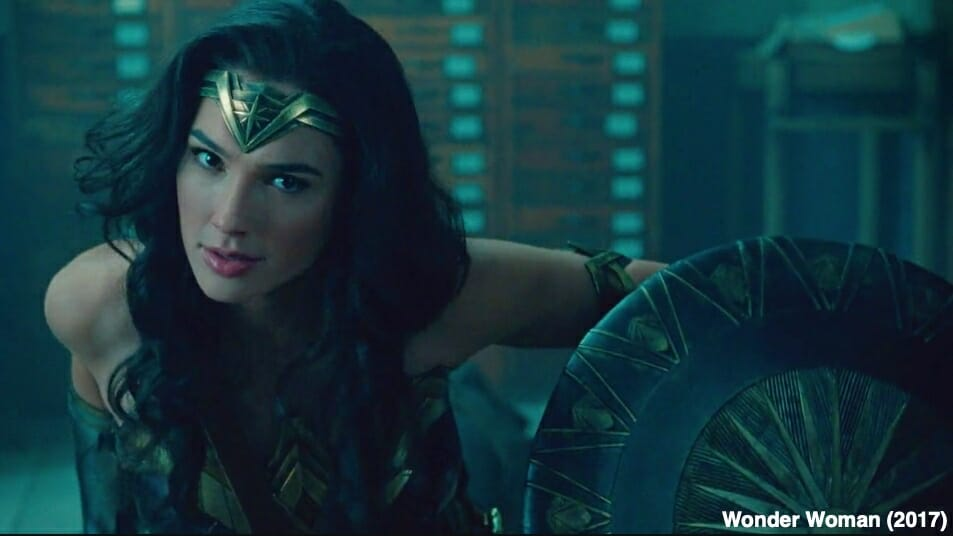 Wonder Woman 2017 Movie Screencaps