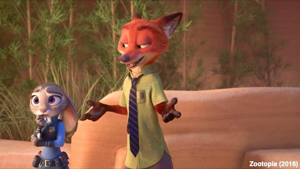Zootopia 2016 Movie Screencaps