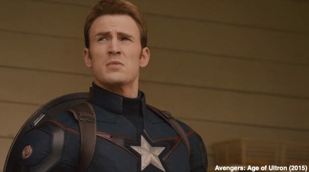 Chris Evans as Captain America: A Journey Full Of Doubts And Self-Realization