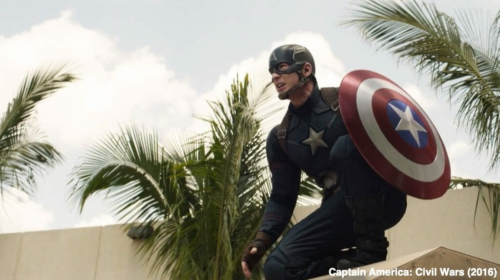 Captain America Civil Wars 2016 Movie Screencaps 1