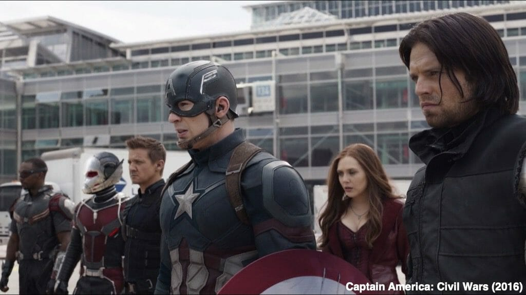 Captain America Civil Wars 2016 Movie Screencaps