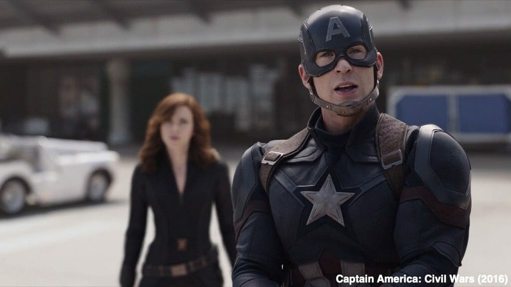 Captain America Civil Wars 2016 Movie Screencaps 2