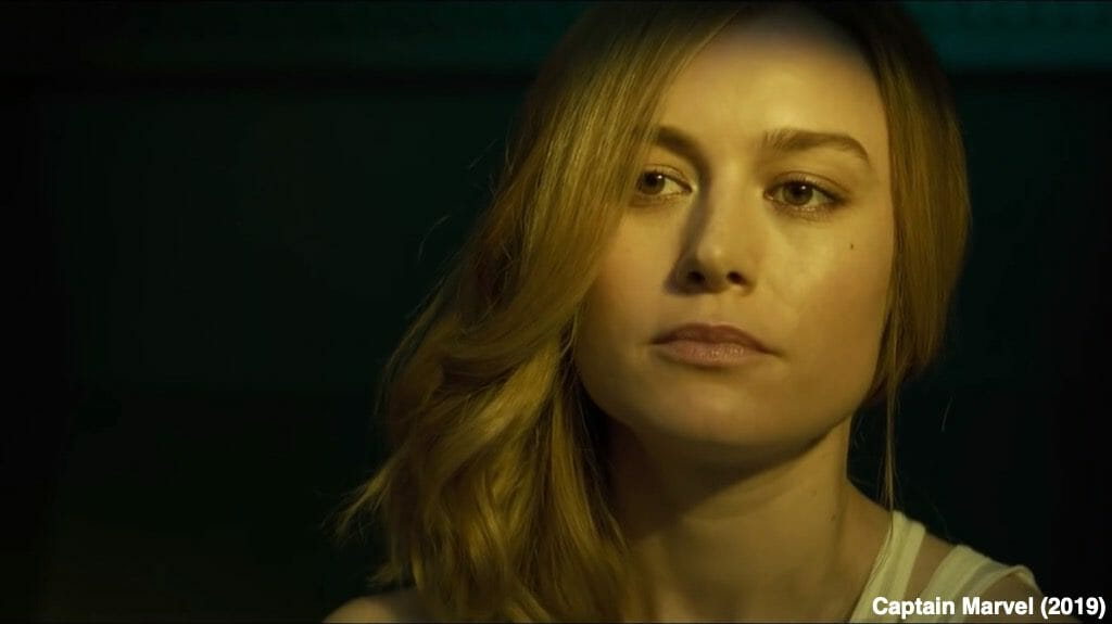 Captain Marvel 2019 Movie Screencaps