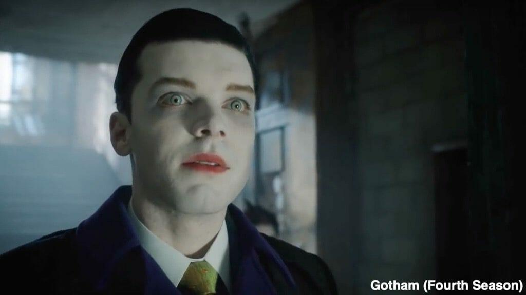 Gotham Fourth Season Screencaps Netflix