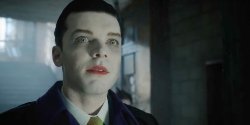 Gotham Fourth Season Screencaps Netflix