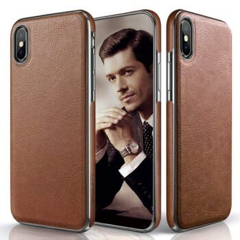 LOHASIC Leather Case For iPhone XS Max