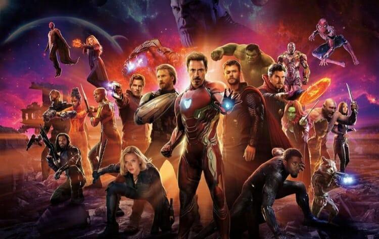 Marvel Avenger 4 The End Game Movie Screencaps